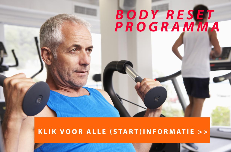 Start nu met het Bodyreset programma!